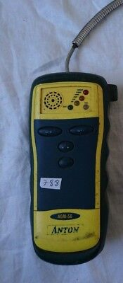 Anton AGM50 Gas Leak Detector, Working