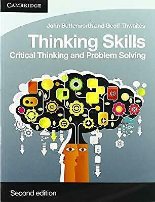 Critical Thinking and Problem Solving Second edition Thinking Skills (BOOK PDF)