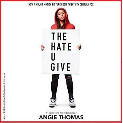 The Hate U Give By Angie Thomas (audiobook, e-Delivery)