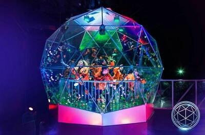 Crystal Maze LIVE Experience with Cocktails for Two London - Weekdays buyagift