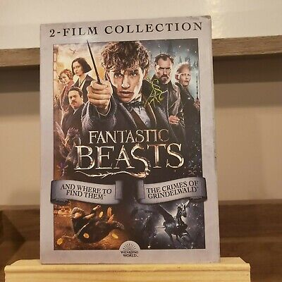 Fantastic Beasts: The Crimes of Grindelwald : And Where to Find Them DVD