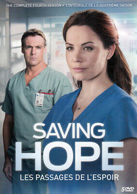 Saving Hope - The Complete Season 4 (Bilingual) (Keepcase) (Dvd)
