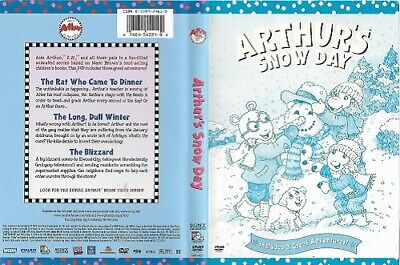 ARTHUR ARTHUR'S FAMILY Fun (DVD NEW) WGPH PBS Series Kids