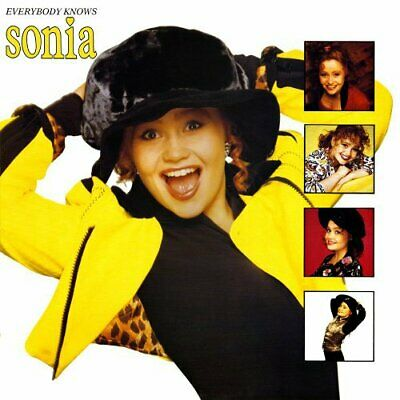 Sonia - Everybody Knows - Sonia CD IKVG The Cheap Fast Free Post The Cheap Fast