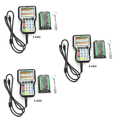 CNC USB NCH02 Control Board 3/4/5Axis Interface Driver Motion Controller System