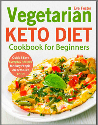 Vegetarian Keto Diet Cookbook for Beginners – Quick &  Eb00k PDF - FAST Delivery