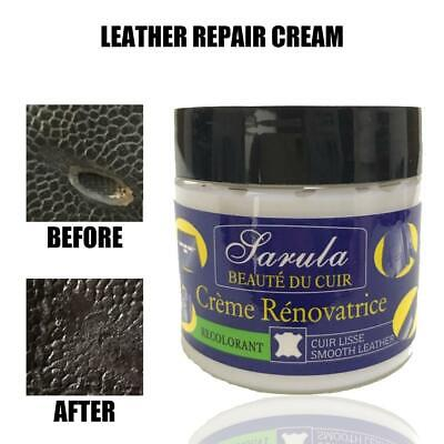 Car Seat Leather Vinyl Repair Cream Tool For Furniture Sofa Jackets Shoes 150G