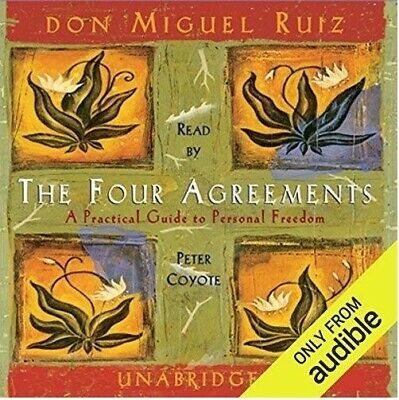 978-187842450The Four Agreements By don Miguel Ruiz (audiobook, Fast e-Delivery)
