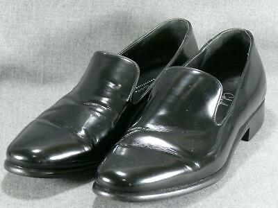 d5d32ae4ed Cole Haan Collection Black Patent Leather Tuxedo Dress Shoes Size 10.5 M