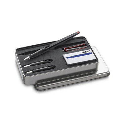 Lamy Joy Calligraphy Pen Set, Black, 1.1 - 1.5 - 1.9 mm Nibs