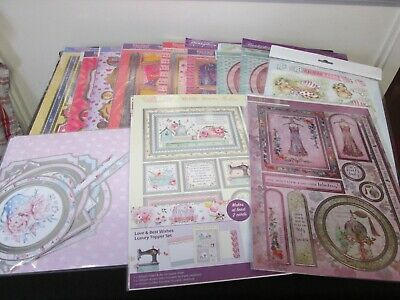 13 Hunky Dory Topper Kits And Backing Card