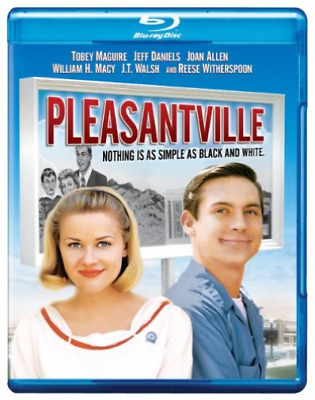 MAGUIRE,TOBEY-PLEASANTVILLE Blu-Ray NEW