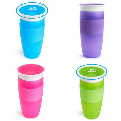 Munchkin Miracle 360° Large Sippy Cup 414ml (Choice of Colour)  (A125)