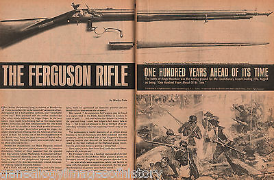 FERGUSON RIFLE - Legendary Rifle Of Our Old West