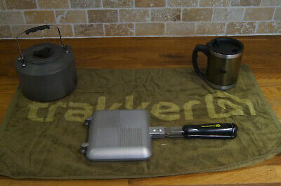Ridgemonkey Toaster Chub Kettle Nash Thermal Mug Trakker Towel Carp Set Up