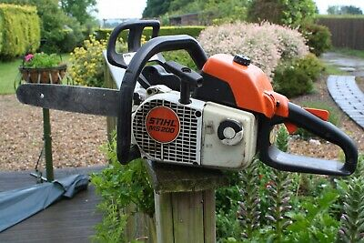 Stihl Ms 200 Chainsaw Spares Or Repairs