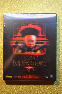 The Last Emperor 3D Blu-Ray EU import Brand New & Sealed