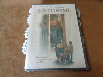 Homecoming Showtime Presents Anne Bancroft DVD - NEW / SEALED