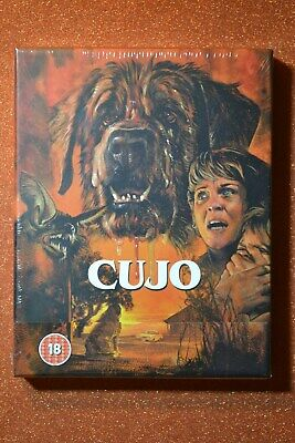 Brand New &Sealed UK Limited Edition STEPHEN KING: CUJO Blu-Ray