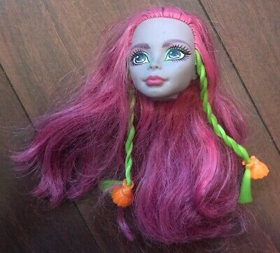 Monster High Doll Monster Exchange Marisol Coxi Replacement Head Only For Ooak