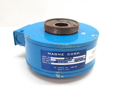Magne Corp. 25MB24S Electric Brake 750536 Magnetic Particle brake 24V