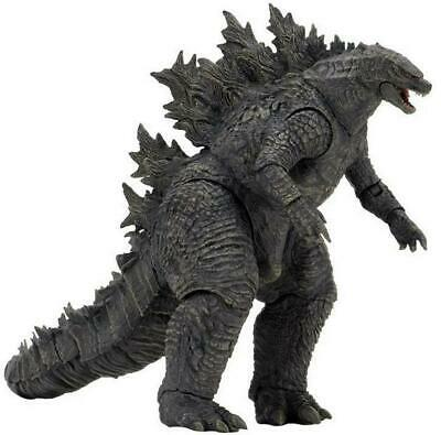 """Godzilla: King Of The Monsters - 2019 12"""" Head To Tail Action Figure - NECA Free"""