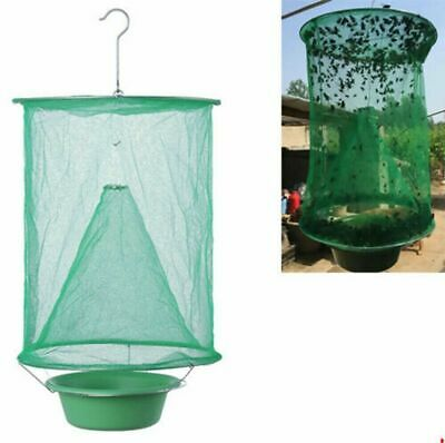 The Ranch Fly Trap The Most Effective Made Powerful Capture Of Suspen Hot Sale#