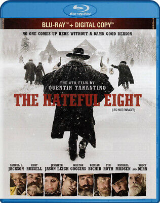 The Hateful Eight (Blu-Ray + Digital Copy) (Blu-Ray) (Bilingual) (Blu-Ray)