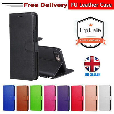 For Apple iPhone 6 6S Case Cover PU Leather Wallet Book Flip Stand Phone
