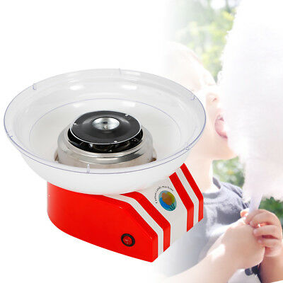 Candy Floss Making Machine Sugar Fairy Floss Maker Party Home DIY Kids Party