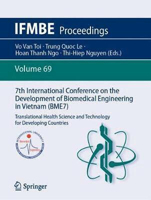 7th International Conference on the Development of Biomedical Engineering in Vie