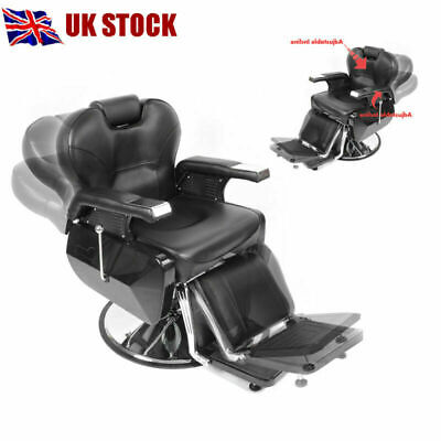 Heavy Barber Salon Chair Hairdressing Tattoo Threading Shaving Barbers Chair New