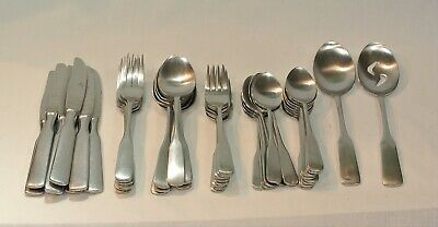 Towle Supreme Cutlery LIBERTY BELL belle Stainless Japan Satin Flatware CHOICE