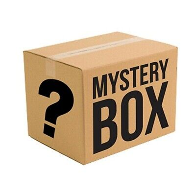 Mystery box New electronics, clothing Toys games, dvds, All new 4 items or More
