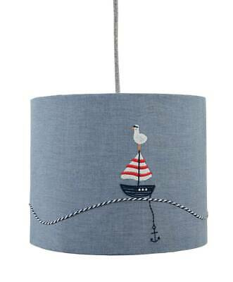 Mamas & Papas - Lampshade Nursery Accessory - Sail Away With Me