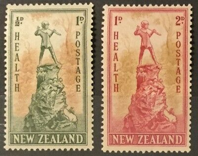 NEW ZEALAND PRE Decimal Currency Postage Stamp Collectable - $1 51