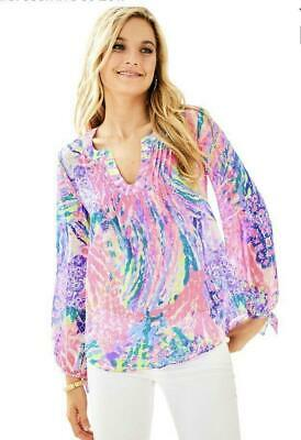 103f647459c NEW LILLY PULITZER Colby Silk Tunic Dress Size XS - $89.00 | PicClick