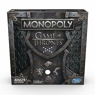 Monopoly Game Of Thrones Jeu de Société Edition Collector Version Française