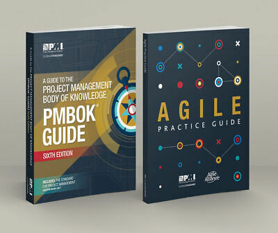 PMBOK PMI Guide 6th Edition 2018 + Agile Practice Guide - ℗Df High Quality℗