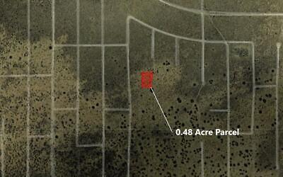 0.48 Acres of undeveloped land in East El Paso, Texas!