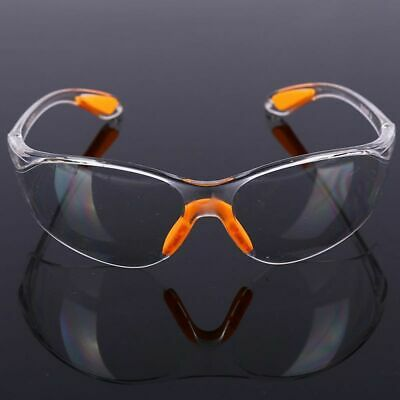 Anti-impact Factory Lab Outdoor Work Eye Protective Safety Goggles Glasses 1pc