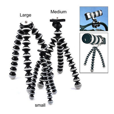 Octopus Flexible Tripod Stand Gorillapod For Canon Nikon Camera Digital DV S M L