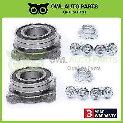 Front Wheel Bearing Pair For BMW X3 X5 328i xDrive 328xi 535i 335i 530xi 325xi 535xi 528i 335xi 528xi 330xi 525xi 550i 650i