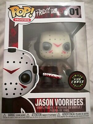 01 Friday the 13th n Jason Voorhees NUOVO SIGILLATO Funko Pop