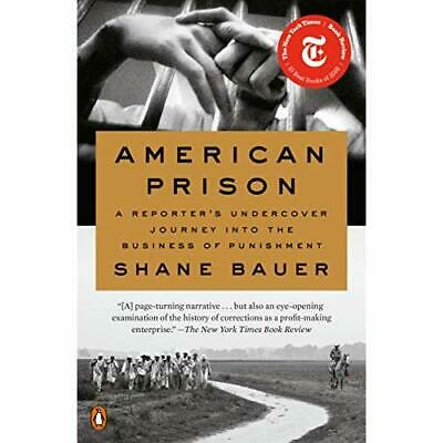 American Prison: A Reporter's Undercover Journey Into t - Paperback / softback N