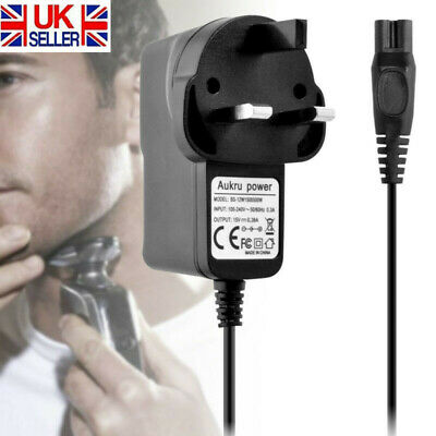 15v Battery Power Supply Plug Charger For Philips Wet & Dry Shavers Universal ❤