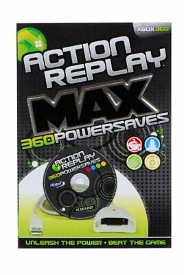Datel Action Replay Powersaves (Xbox 360) - Game  5MVG The Cheap Fast Free Post