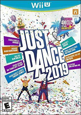 Just Dance 2019 for Wii U