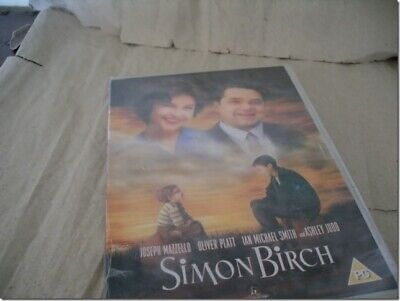 SIMON BIRCH - JOSEPH MAZZELLO dvd UK RELEASE RARE