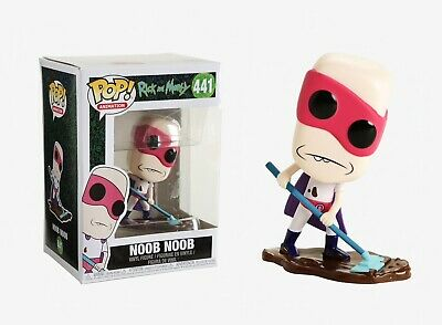 Funko Pop Animation: Rick and Morty - Noob Noob Vinyl Figure Item #35593